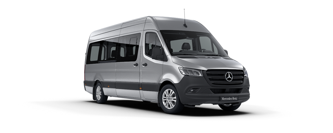 Sprinter Tourer, iridiumsilber metallic