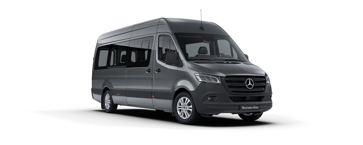 Sprinter Tourer, selenitgrau metallic