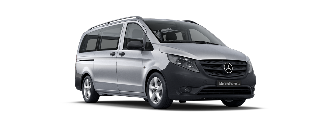 Vito Tourer, brillantsilber metallic