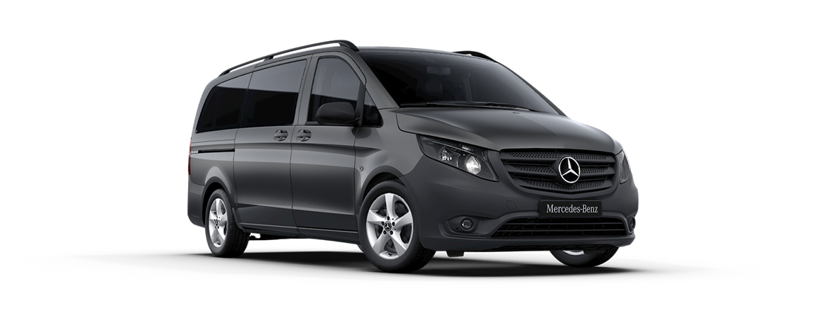 Vito Tourer, graphitgrau metallic
