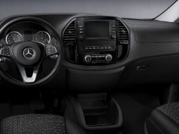 Vito Tourer, Chrom-Paket Interieur